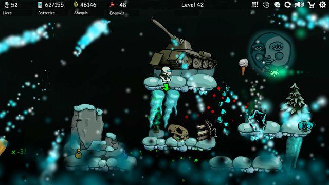 Chaos and the White Robot screenshot