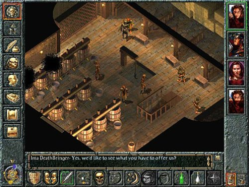 Baldur's Gate: The Original Saga screenshot