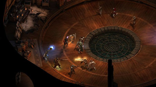 Pillars of Eternity: The White March - Part II screenshot