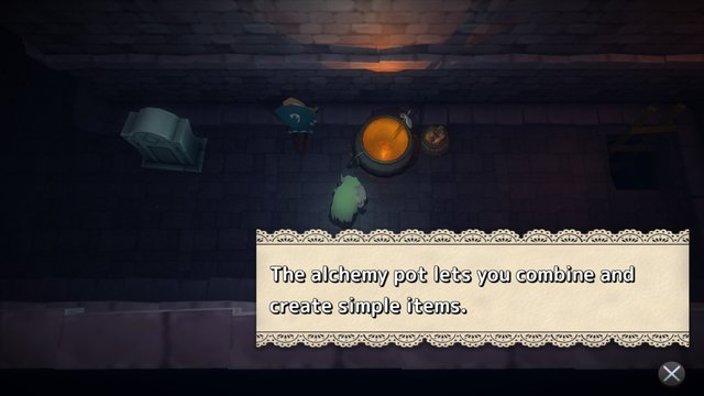 Märchen Forest: Mylne and the Forest Gift screenshot