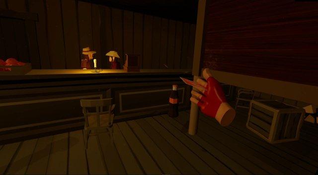 Card Throw VR screenshot