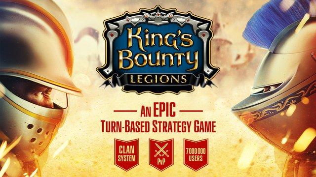 King's Bounty: Legions screenshot
