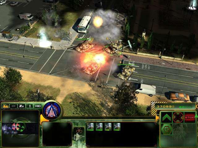 Act of War: Шок и трепет screenshot