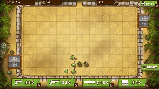 A Mazeing Tower Defense screenshot