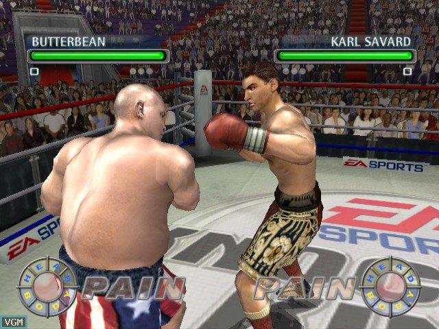Knockout Kings 2003 screenshot