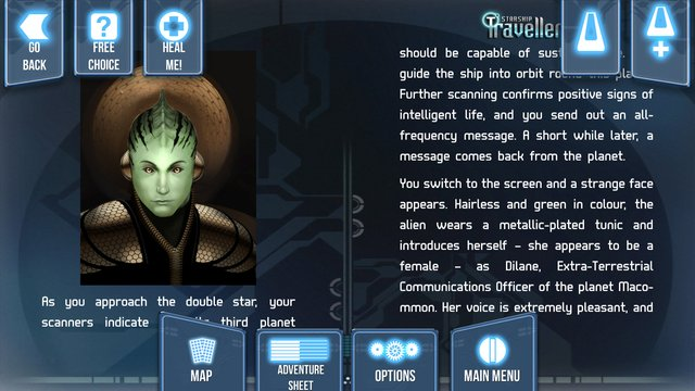 Starship Traveller screenshot
