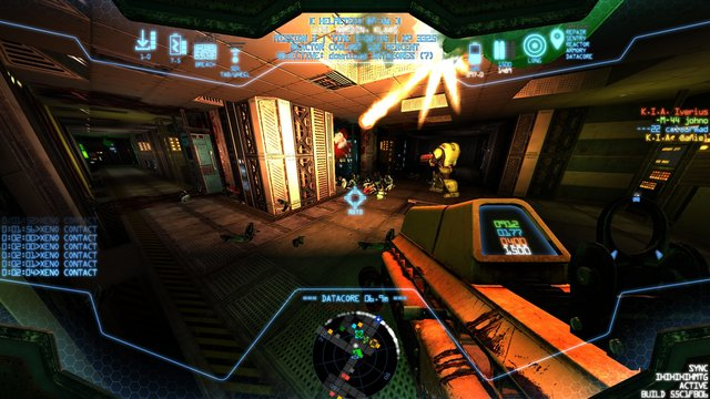 Space Beast Terror Fright screenshot