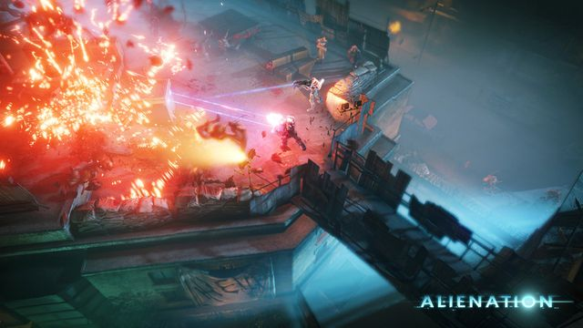 Alienation screenshot