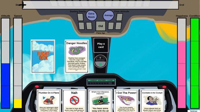 Flight Deck (itch) screenshot