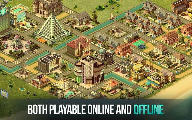 City Island 4 Sim Town Village screenshot