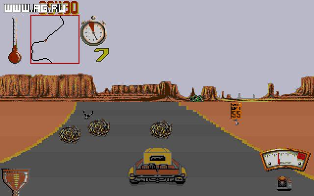 Moonshine Racers screenshot