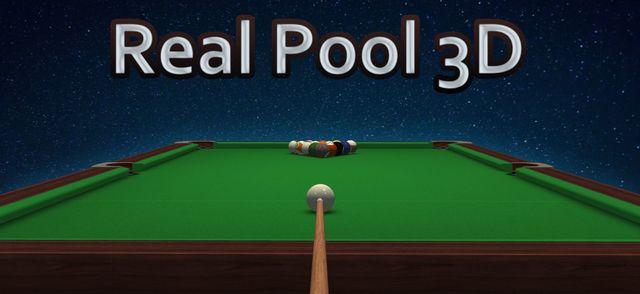 Real Pool 3D - Poolians screenshot