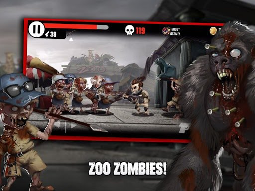 Zombocalypse screenshot