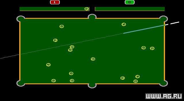 Billiards screenshot