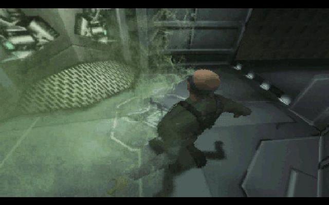 Cyberia 2: Resurrection screenshot