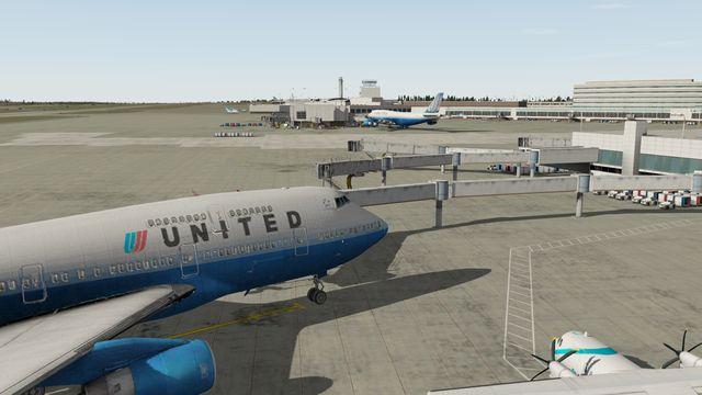 X-Plane 10 Global - 64 Bit screenshot