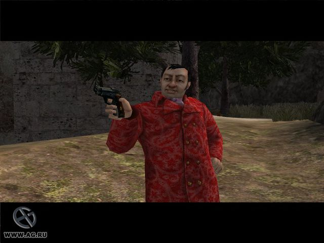 No One Lives Forever 2: A Spy in H.A.R.M.'s Way screenshot