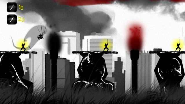 Shadow Ninja: Apocalypse screenshot