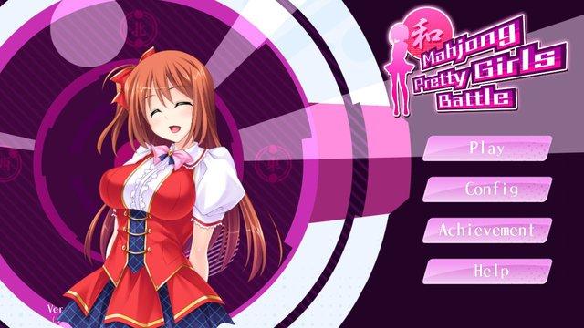 Mahjong Pretty Girls Battle screenshot