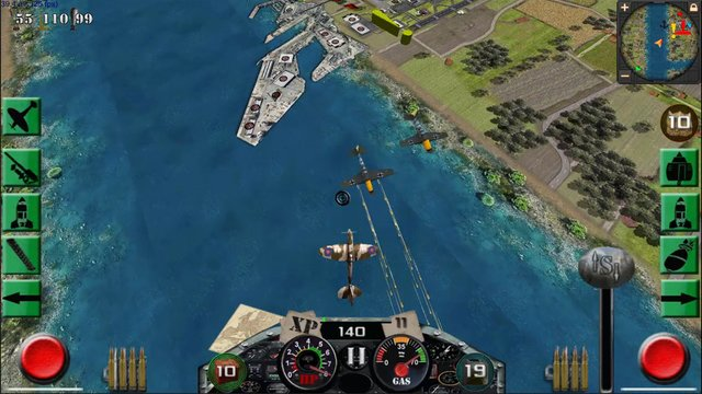 War Birds: WW2 Air strike 1942 screenshot
