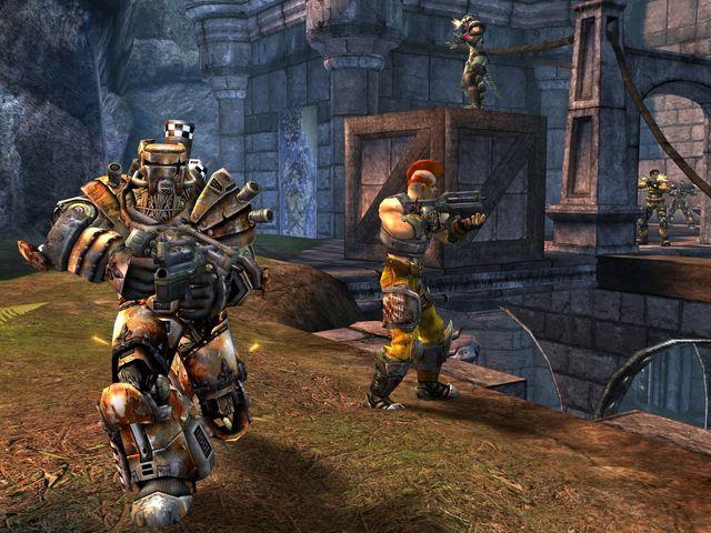 Unreal Tournament 2004: Editor's Choice Edition screenshot