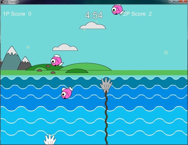 Fish Catcher screenshot