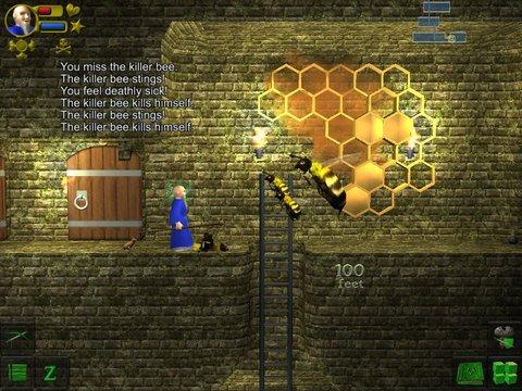 WazHack screenshot