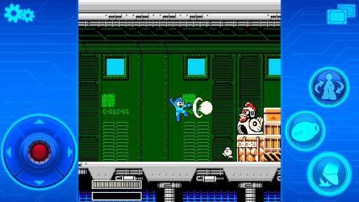 MEGA MAN 5 MOBILE screenshot