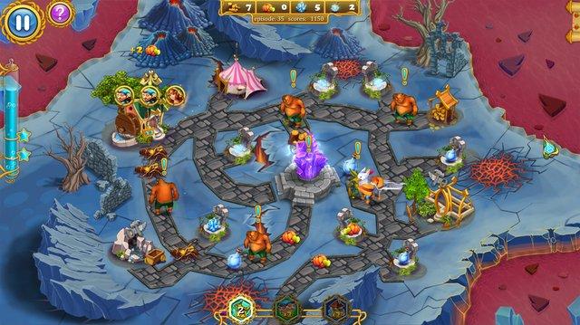 Elven Legend screenshot