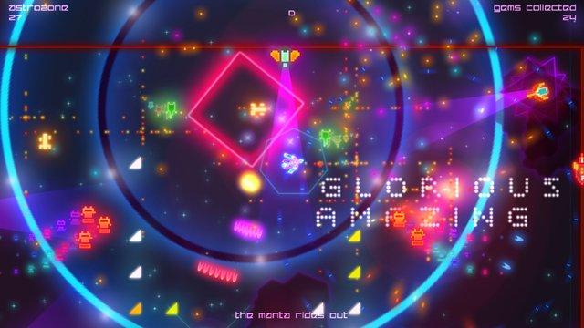 Death Ray Manta SE screenshot