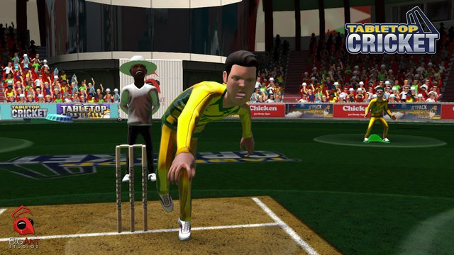 TableTop Cricket screenshot