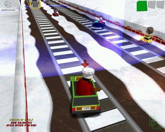 South Park Rally screenshot