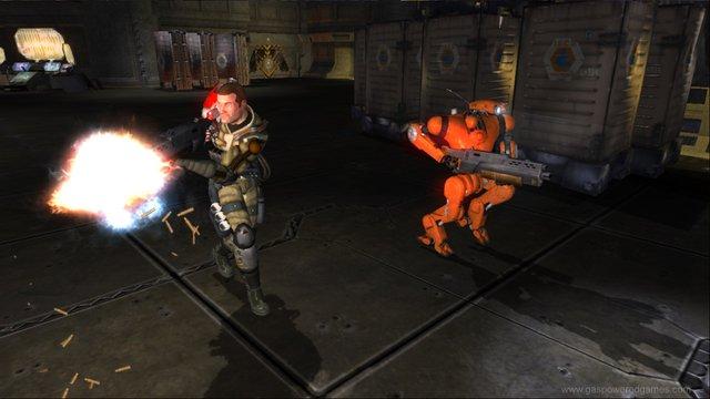 Space Siege screenshot