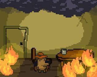 This Is Fine screenshot