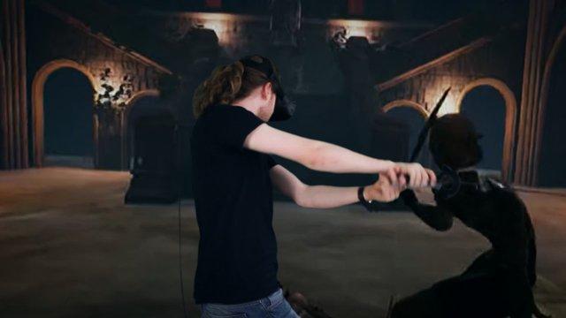 Orc Hunter VR screenshot