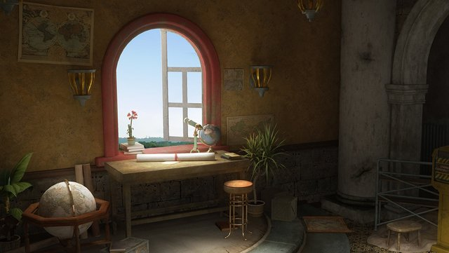 The Search (itch) screenshot