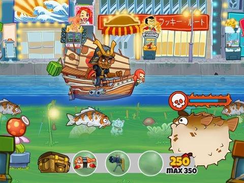 Dynamite Fishing World Games screenshot