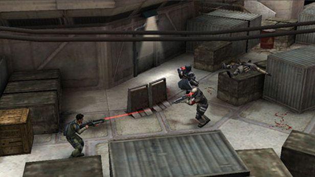 Killzone: Liberation screenshot