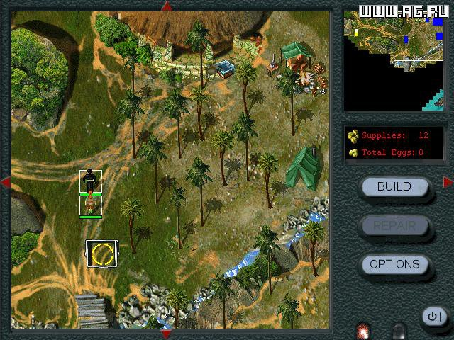 Chaos Island: The Lost World screenshot