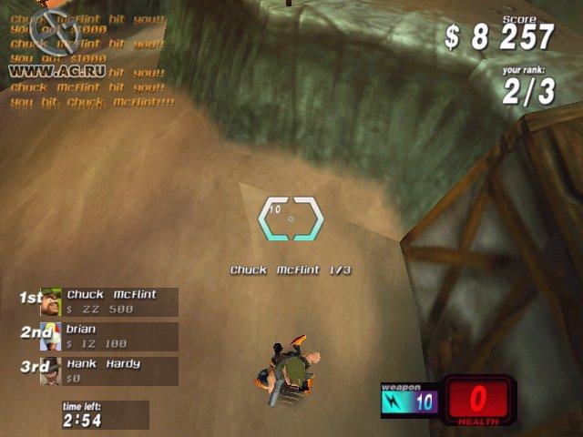 No Escape screenshot
