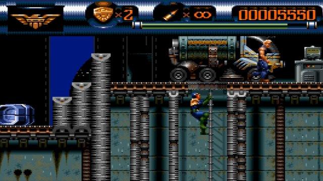 Judge Dredd screenshot