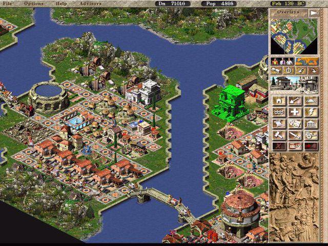 Caesar 3 screenshot