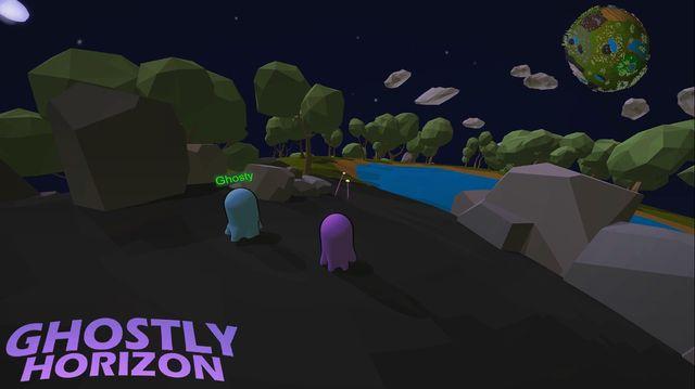 Ghostly Horizon screenshot