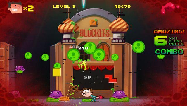 Juanito Arcade Mayhem screenshot