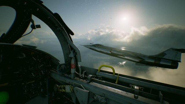 ACE COMBAT 7: SKIES UNKNOWN screenshot №4 preview