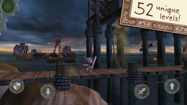 Wind-up Knight screenshot