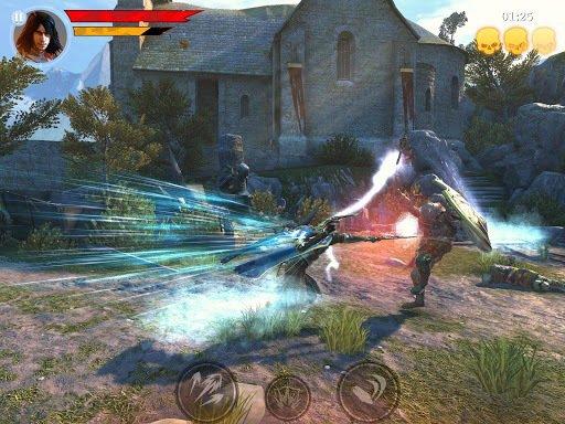 Iron Blade screenshot