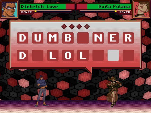 Slam Fighter II screenshot