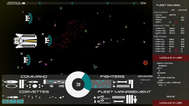 Fleets of Ascendancy screenshot