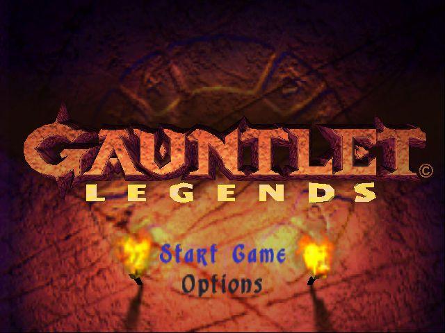 Gauntlet Legends screenshot